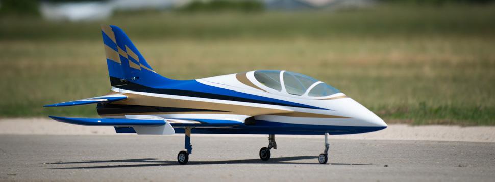 Avanti XS de SebArt avec une Hawk Turbine 100R